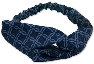 GUESS Foulard-Print Headband