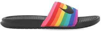 Nike BENASSI JDI BE TRUE SLIDE SANDALS