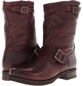 Frye Veronica Shortie Cowboy Boots