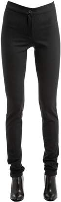 Ann Demeulemeester Stretch Wool Leggings