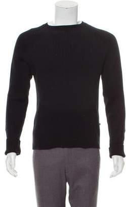 Victorinox Rib Knit Crew Neck Sweater