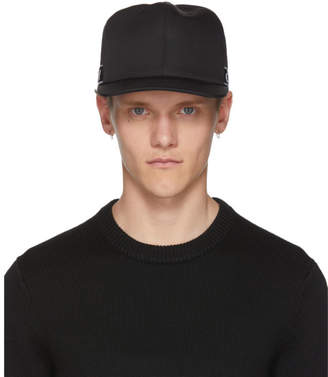 Givenchy Black 4G Cap
