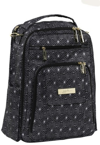 Infant Girl's Ju-Ju-Be 'Legacy - Be Right Back' Diaper Backpack - Black 4