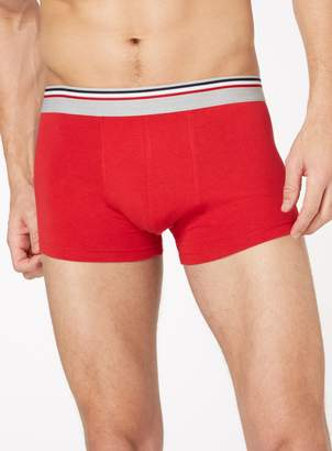 Tu 3 Pack Stripe Waistband Hipster Briefs