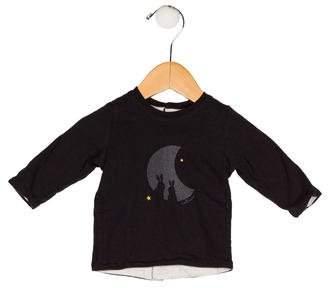 Catimini Boys' Printed Knit Shirt