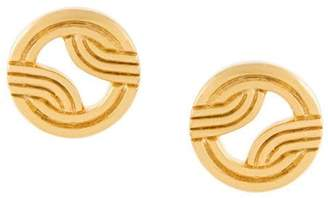 Lara Bohinc 'Stenmark Solar' stud earrings