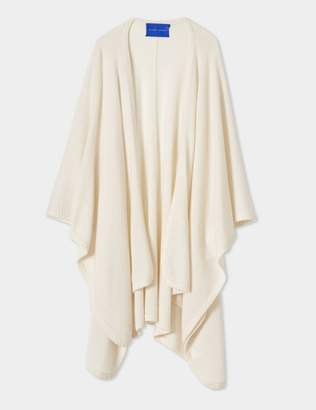 Winser London Cashmere Poncho Cape