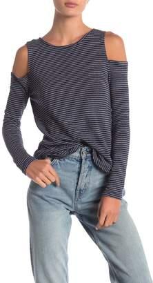 Anama Knit Cold Shoulder Top