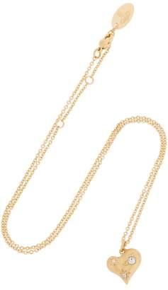 Vivienne Westwood Alice Heart Pendant Necklace