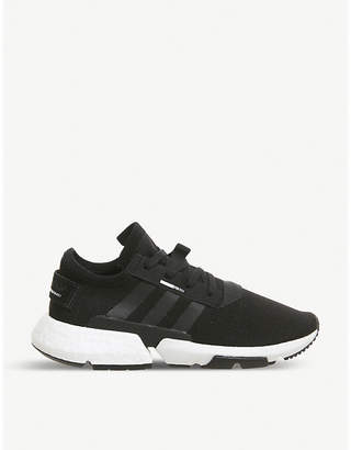 adidas POD-S3.1 mesh-knit trainers