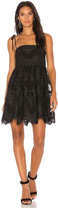 Shona Joy Antigua Baby Doll Mini Dress