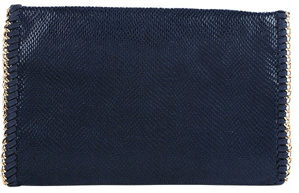 Urban Expressions Chain Border Clutch