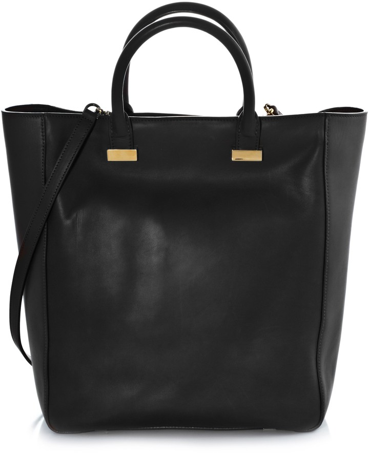 The Row Tall Day Luxe Bag