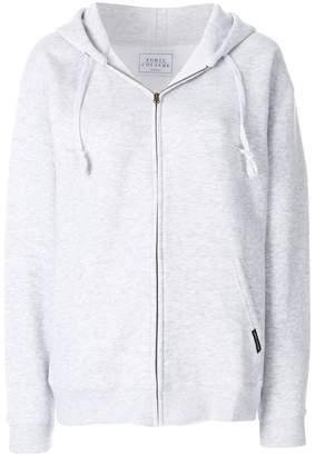 Couture Forte Dei Marmi oversized zip up hoodie