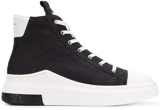 Cinzia Araia high top sneakers