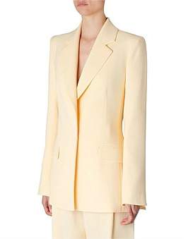 Butter Shoes Bianca Spender Crepe Opening Night Jacket
