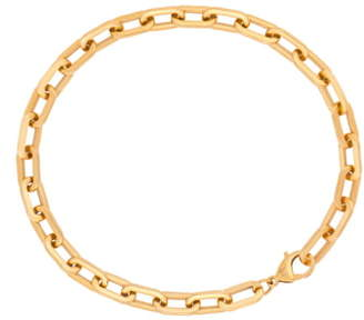 Ellie Vail Gage Oversize Link Necklace