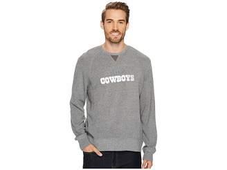 Tommy Bahama Dallas Cowboys NFL Stitch of Liberty Crew Sweatshirt Men's Sweatshirt