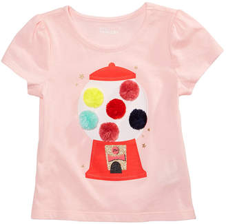Epic Threads Little Girls Gumball-Print T-Shirt