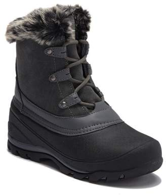 Northside Fairfield Suede Faux Fur Lined Cold Weather Boot