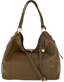 G.I.L.I. got it love it G.I.L.I. Pebble Leather Slouchy Wing Hobo