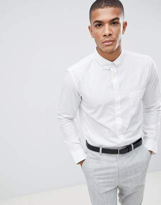 French Connection Dot Long Sleeve Shirt