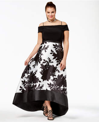 Plus Size Off-white Dress - ShopStyle