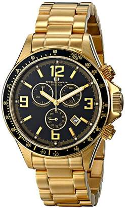 Oceanaut Men's OC3327 Baltica Analog Display Quartz Gold Watch
