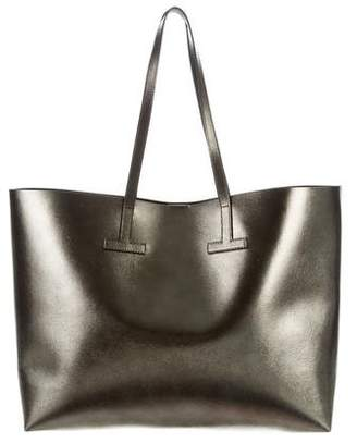 Tom Ford Saffiano Large T Tote