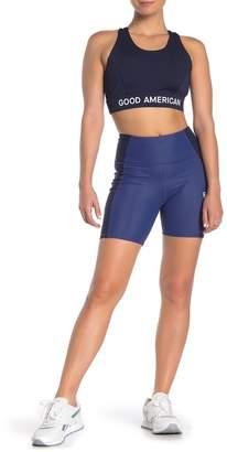 Good American High Waist Biker Shorts (Regular & Plus Size)