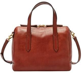 Fossil Sydney Satchel Handbags Black