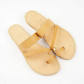 NEW Grecian Goddess in Tan Women's by Banjarans Leather Sandals