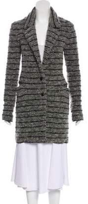 Etoile Isabel Marant Knit Knee-Length Coat