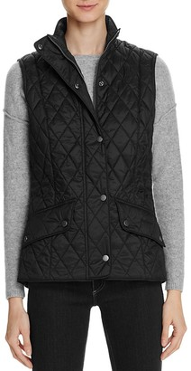 Barbour Flyweight Quilted Vest $179 thestylecure.com