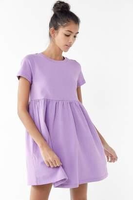 Urban Outfitters Alexa Babydoll T-Shirt Dress