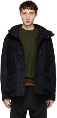 Loro Piana Woolrich John Rich And Bros Woolrich John Rich and Bros Navy Down Mountain Jacket