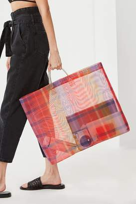 Urban Outfitters Extra-Large Mesh Tote Bag