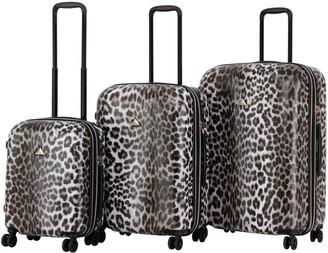 Serengeti Triforce Luggage 3-Piece Luggage Set
