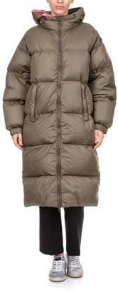 Colmar Down Jacket Duvet Concrete