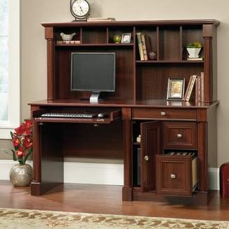 Three Posts Henley Computer Desk with Hutch