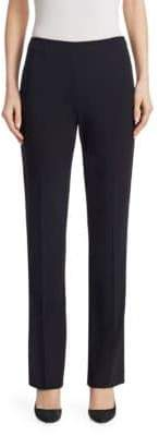Ralph Lauren Iconic Style Alanda Wool-Blend Pants
