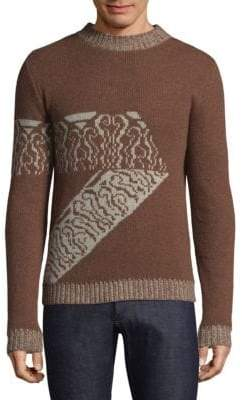A.P.C. Zermat Pullover Wool Sweater
