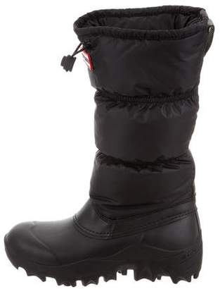 Hunter Quilted Rain Boots