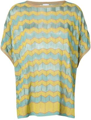 M Missoni loose fit T-shirt