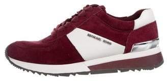 Michael Kors Michael Allie Trainer Sneakers