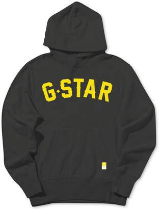 G Star Men's Graphic Logo Hoodie