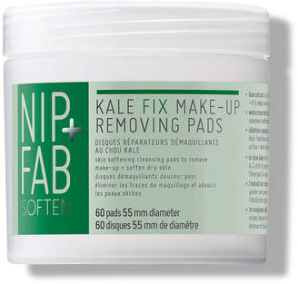 Nip + Fab Nip+Fab NIP+FAB Kale Fix Make Up Removing Pads - 60 Pads