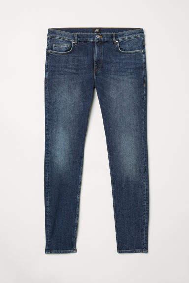 H&M - Super Skinny Jeans - Blue