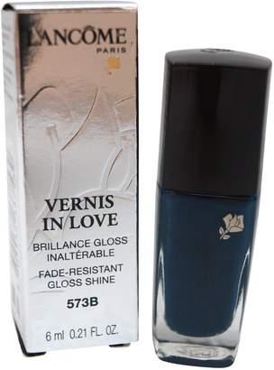 Lancôme Paris Vernis In Love Gloss Shine Nail Polish 573B Bleu De Flore