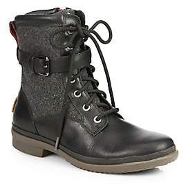 UGG Women's Women's Kesey Lace-Up Ankle Boots